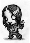 Shagrath Chibi by nightgrowler