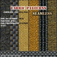 seamless fabric patterns by feniksas4
