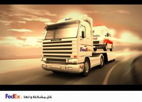 Fedex Ambulance by maceno