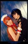 Shirley and Lelouch:you and me by KoujiAlone