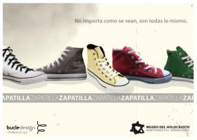Postal 2 Concientizacion by Polkasdesign