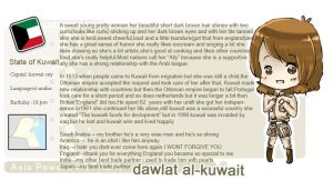 Kuwait 's profile by Xfato0maX-2001