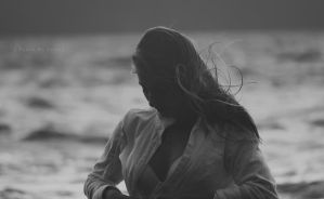 Of Girls and Lakes by AntonioPonceDeLeon