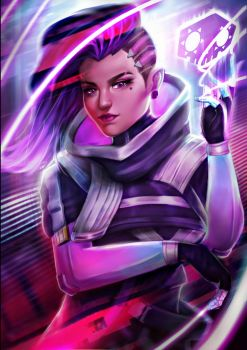Sombra by Magnusmight