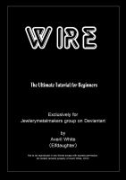 Wire update 2 by Everild-Wolfden