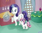 MLP: Cooking Fun by Monii--Chan