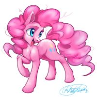 Pinkie Pie by IcerRhythm