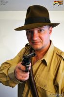 Indiana Jones - Stock50 by Joran-Belar