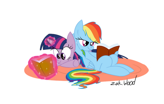 Book Club by Animation100