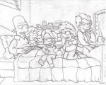 Bart's Kids by simpspin