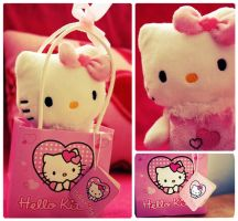 Hello Kitty Doll by koshadesing