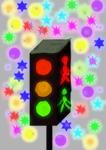 Magical Traffic Lights by AngelAndz