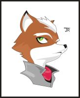 Fox McCloud by RiKardo700