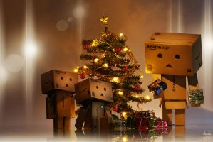 Time for the presents by Brigitte-Fredensborg