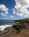 South east view from Molokai by Mr-Monster-Mutt