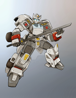 My take on IDW Drift by PiusInk