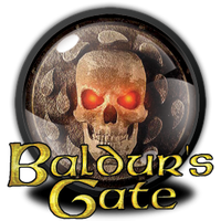 Baldur's Gate Icon by FallenShard