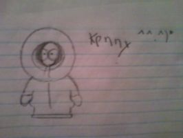 They Killed Kenny... by AvengedFiction