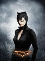 Catwoman by annaeus