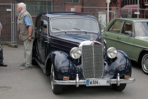 Mercedes Benz 170 S by Budeltier