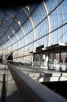 Trainstation in Strasbourg 2 by Technoruebe