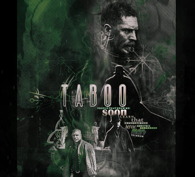 Tom Hardy Blend (Taboo) by Glamourgirlizeme