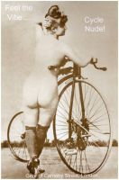 Cycle Nude by Bnspyrd