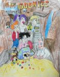 The Goonies by lionandwolfe