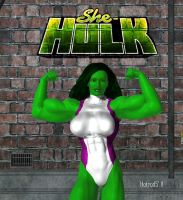 She-Hulk 08 by hotrod5