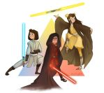 Star Wars Air Sibilings by TheFXGirl