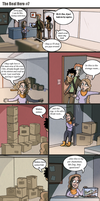 The Real Hero #7 by MrDataTheAwesome