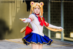 Sailor Moon - Moon Healing Escalation by MyoTsubasa