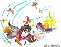 Harry Potter and the keys by Lost-in-Hogwarts