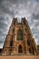 Beverley Minster HDR by CharmingPhotography