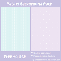 Background Packet 1 by Sukiie