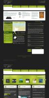 Lifestyle-Grafix Companylayout by akses