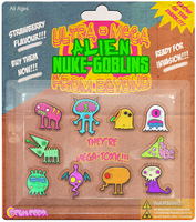 Ultra Mega Alien Nuke Goblins by Cosmic-Brainfart