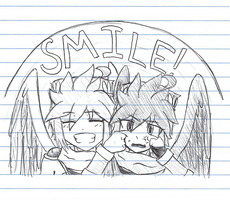 Smile! by chrompetitive