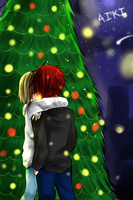 Christmas Lights by Aii-luv