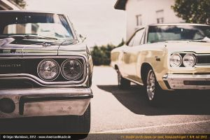 68 + 70 Plymouth by AmericanMuscle