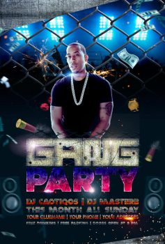 Gang Party by Dabbexsahi by dabbex30