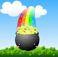 Pot O Gold by Nashiil