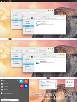 OS X Yosemite Theme For Windows 10 by cu88