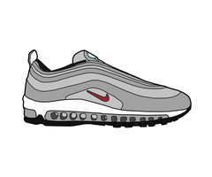 Nike Air Max 97 OG by MattisamazingPS