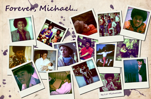 Forever, Michael - tribute by Kekel-Taph