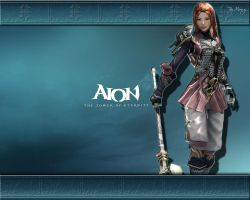 Wallpaper Aion V3.1 by Xiony