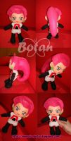 chibi Jessie plush version by Momoiro-Botan