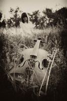 The Violin by Emmatyan