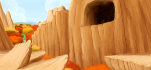 Pk Cave Jump by Poniker