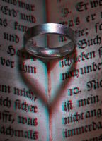 Wedding Ring 3-D conversion by MVRamsey
